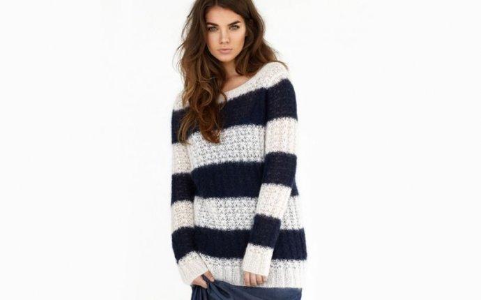 Пуловеры, свитера, джемпера спицами и крючком, модели со схемами