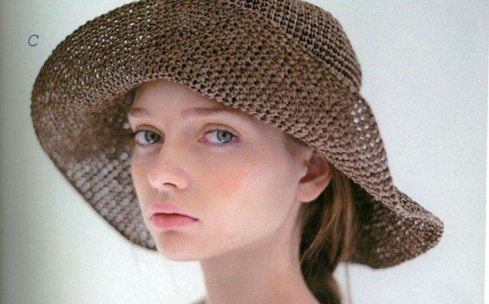 Рукодельница: Летние шляпы