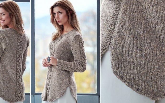 спицы -свитера и пуловеры -зима | Записи в рубрике спицы -свитера