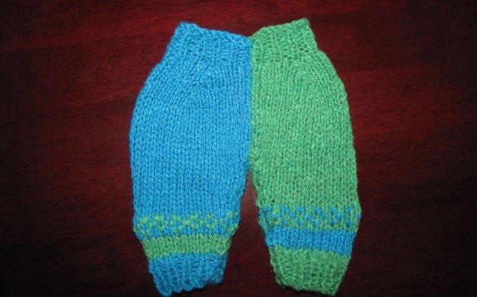 Вязаная одежда для беби бона - штаны — Блог Милы