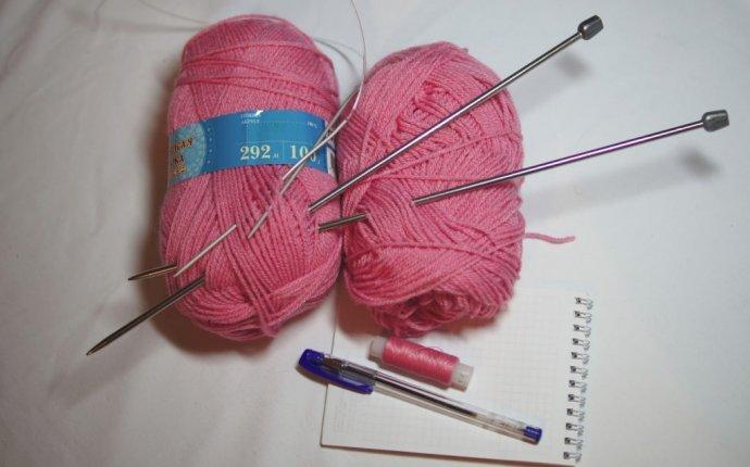 уроки вязания спицами для начинающих все о вязании